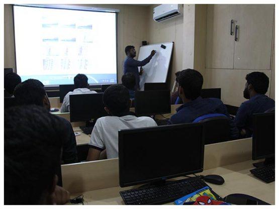 classroom vfx seminar