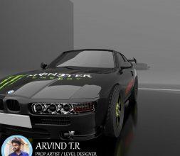 game car modeling
